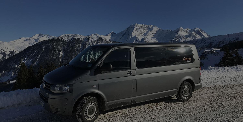 Alti'Cap Transports et transferts privés station de ski Valmorel, Val Thorens, Les Menuires, Courchevel …