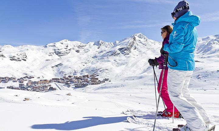 Transfert vers la station de ski de Val Thorens avec Alticap Transports